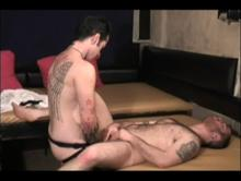 Couch Surfers 2 - Trans Men In Action Clip 5 01:21:00