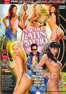 Nacho: Latin Psycho Box Cover