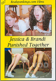 Jessica & Brandi Punished Together Box Cover