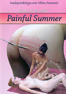 Jessica & Brandi's Painful Summer Box Cover