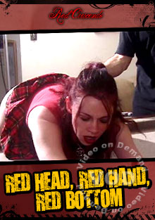 Red Head, Red Hand, Red Bottom Box Cover
