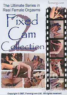 Fixed Cam Orgasm Collection 2 Box Cover