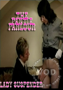 The Pantie Parlour Box Cover