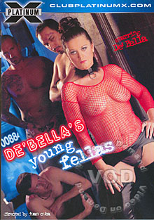 De'Bella's Young Fellas Box Cover