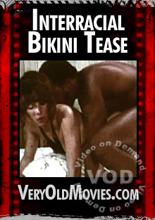 Interracial Bikini Tease Box Cover
