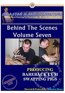Behind The Scenes Volume Seven Box Cover