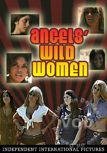 Angels' Wild Women Box Cover