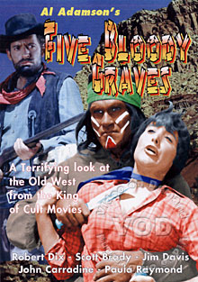 Five Bloody Graves Box Cover