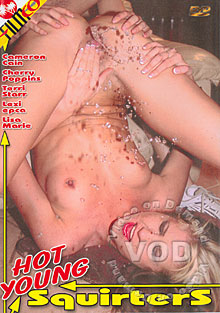 Hot Young Squirters Box Cover