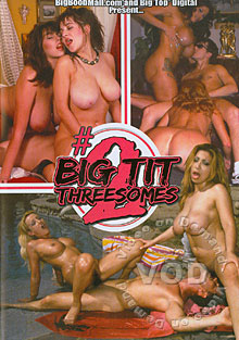Big Tit Threesomes #2 Box Cover