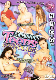 Mail Order Teens From Poland Box Cover
