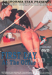 English Discipline Series - First Day At The Office Box Cover