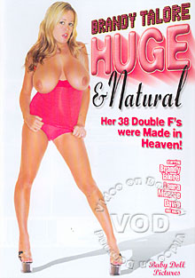 Huge & Natural 1 featuring Brandy Talore Box Cover
