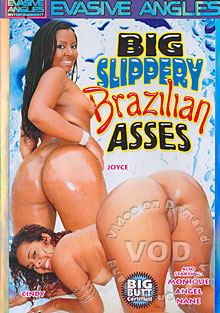Big Slippery Brazilian Ass 53