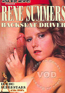 Rene Summers Backseat Driver Box Cover