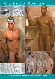 Primal Man Super Shower Jocks