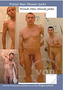 Primal Man Shower Jocks