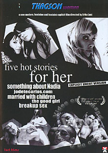 Five Hot Stories For Her (Spanish Language) Box Cover
