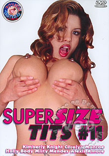 Supersize Tits #11 Box Cover
