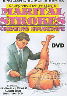 Marital Strokes & Cheating Housewife Box Cover