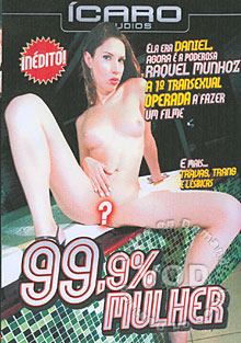 99.9% Mulher Box Cover