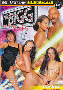 Mr. Bigg And His Bitches II Box Cover