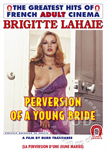 Perversion Of A Young Bride (English Language) Box Cover