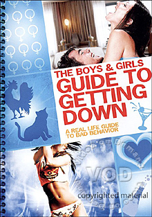 The Boys & Girls Guide To Getting Down - Spanish Subtitles Box Cover