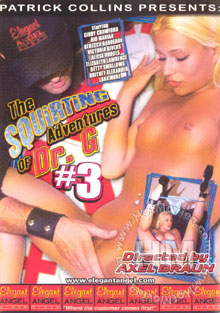 The Squirting Adventures of Dr. G #3 Box Cover