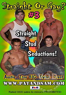 Straight Or Gay? #3 Box Cover