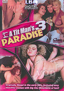 A Tit Man's Paradise 3 Box Cover