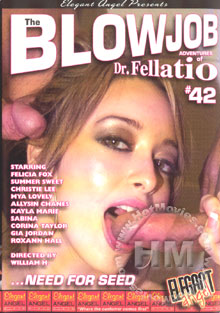 The Blowjob Adventures Of Dr. Fellatio #42 Box Cover