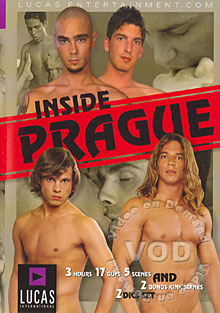 Inside Prague - Disc 2