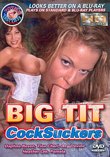 Big Tit Cocksuckers Box Cover