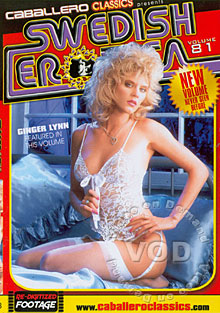 Swedish Erotica Volume 81 - Ginger Lynn