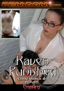 Raven Punished Outdoors Box Cover