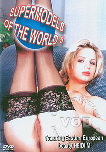 Supermodels Of The World 5 - Heidi M Box Cover