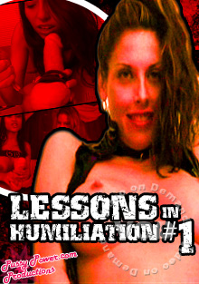 Lessons In Humiliation #1 Box Cover