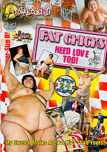 Fat Chicks Need Love Too! Box Cover