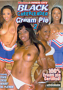 Inner City Black Cheerleader Cream Pie 2