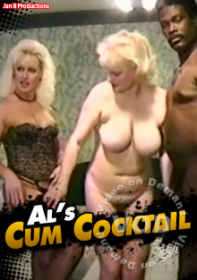 Al's Cum Cocktail Box Cover