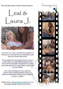 Fixed Cam - Lexi & Laura J Box Cover