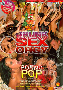 Drunk Sex Orgy - Porno Pop Box Cover
