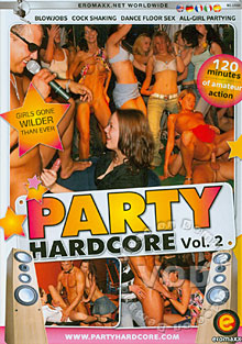 Party Hardcore 2 Box Cover