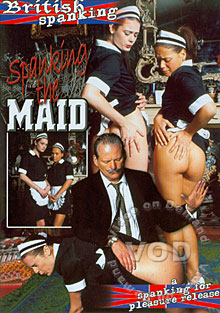 Spanking the Maid Box Cover