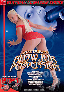 Jazz Duro's Blowjob Perversion Box Cover
