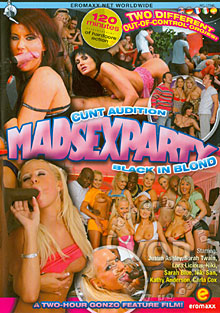 Mad Sex Party - Black In Blond Box Cover