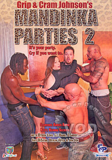 Mandinka Parties 2 Box Cover