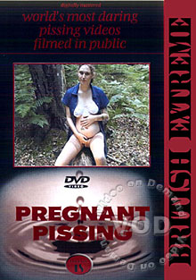 Pregnant Pissing Box Cover