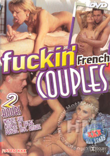 Fuckin' French Couples Box Cover